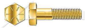 7 8-9 X 4 Grade 8 HEX Cap SAE price B18.2 ASME Outlet sale feature ZINC J429 Yellow Screws