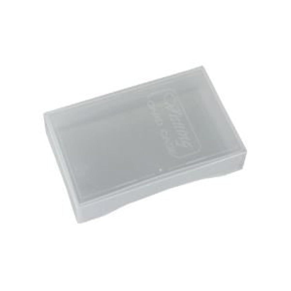一致するむしろマーチャンダイザージャストコーポレーション 名刺PPケース 小 100枚収容 クリア JM-1027 1箱(100個)