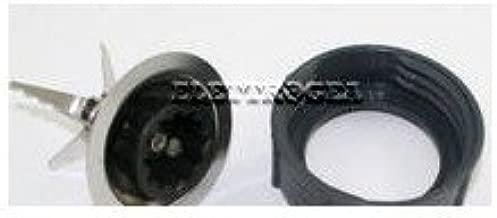 8 pezzi cerchio di tenuta frullatore guarnizione di plastica accessori di ricambio parti mantenere sigillato facile installazione 250W