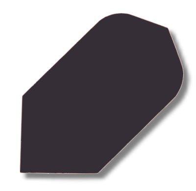 WINMAU Dartfly Nylon Slim, schwarz.Der Preis Gilt per Set (3 St.) Nylon-Flys