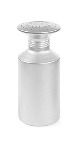 Hendi Salzstreuer, mit Schraubkappe, Pfeffer& Salzstreuer, ø80x(H)195mm, Aluminium, 630105