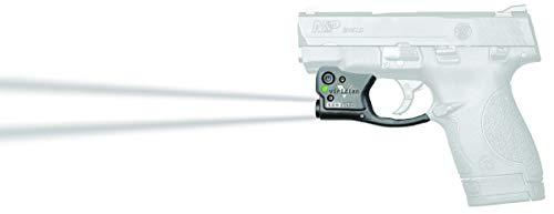 VIRIDIAN WEAPON TECHNOLOGIES, Reactor TL Gen II Tactical Light, Glock 17/19/22/23/25/26/27/28/32/33/35/36/38/39 with ECR Instant On Holster