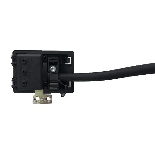 Desconocido Cable Alimentación con Caja de Conexión Horno TEKA HLB 830 SL250E IP20 T125