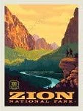 National Park Zion Panel