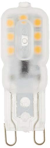 5x Lampadina LED dimmerabile g92.5W bianco K calido Blister-jandei