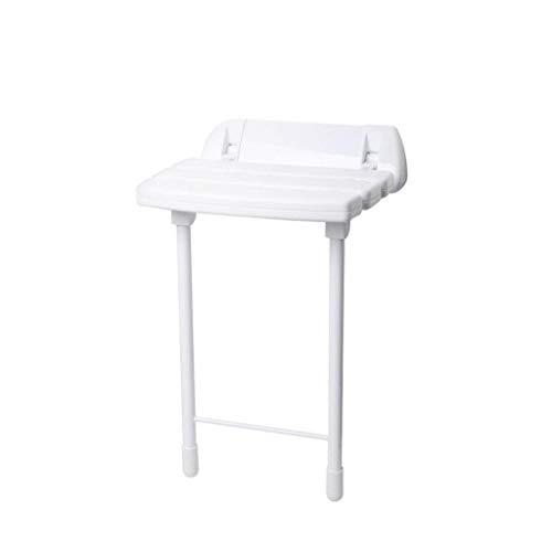 Badstoel aan de muur gemonteerde douchekruk been klapstoel ouderling met invaliditeit douche muur stoel schoen bank gehandicapten en gehandicapten, bad stoel bank