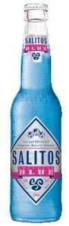 12 Flaschen Salitos Blue Imported 0,33L Mix 5.0% vol. inc. 0.96€ MEHRWEG Pfand