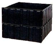 サンポリ 堆肥枠 角 A-22