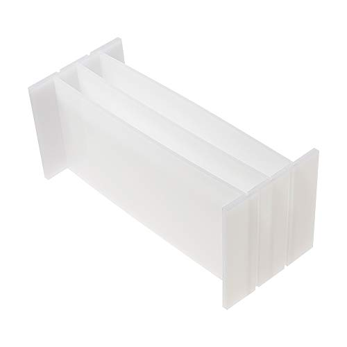 PandaHall 1 paquete de 5 moldes de silicona para pan de jabón,...