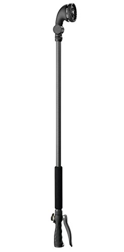 """Orbit 56584, Graphite 9 Pattern Turret Wand with Ratcheting Head, 36"""""""