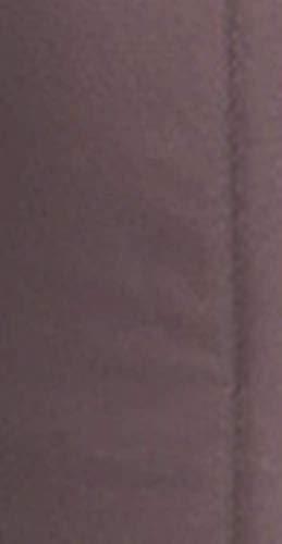 KLI Nouveau-Né Bébé Se Pliant Portatif De Matelas De Lit De Bébé Paniers De Sommeil De Coton De Bébé Sac De Voyage Paquet De Maman, Lit De 92 * 33 * 17Cm, Matelas, 2 Protections Anti-Roulement,Brown