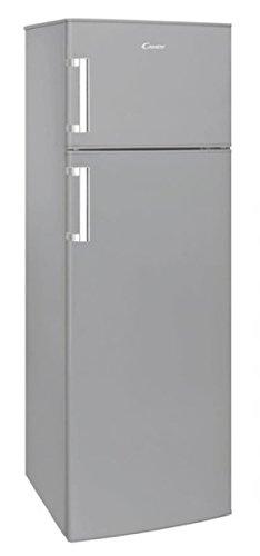 Candy CCDS 6172 FXH indipendente 231L in acciaio inox da frigorifero e congelatore e frigorifero,...