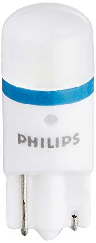 PHILIPS(フィリップス) ポジションランプ LED バルブ T10 6500K 50lm 12V 0.9W エクストリームアルティノン...