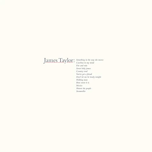 James Taylor´s Greatest Hits - Remastered (LP) [Vinilo]