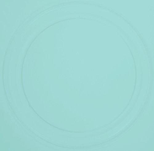 Mikrowellenteller / Drehteller / Glasteller für Mikrowelle # ersetzt Imperial Mikrowellenteller # Durchmesser Ø 36 cm / 360 mm # Ersatzteller # Ersatzteil für die Mikrowelle # Ersatz-Drehteller # OHNE Drehring # OHNE Drehkreuz # OHNE Mitnehmer