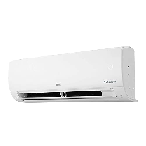 LG Aire Acondicionado VM182H9 DUALCOOL Inverter, 1.5 TR, Enfriamiento y Calefacción 18,000 BTU/h, 220 V, Wi-Fi