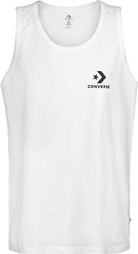 Converse Herren Tank Tops Chevron weiß XL