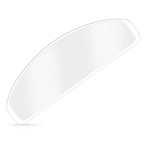 CerisiaAnn - Pellicola anti-appannamento per casco moto, universale, protezione anti appannamento per visiera parasole, protezione adesiva per casco moto