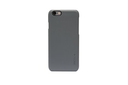 Incase Designs Quick Snap Case for iPhone 6 - Frustration-Free Packaging - Hairline Gray - http://coolthings.us