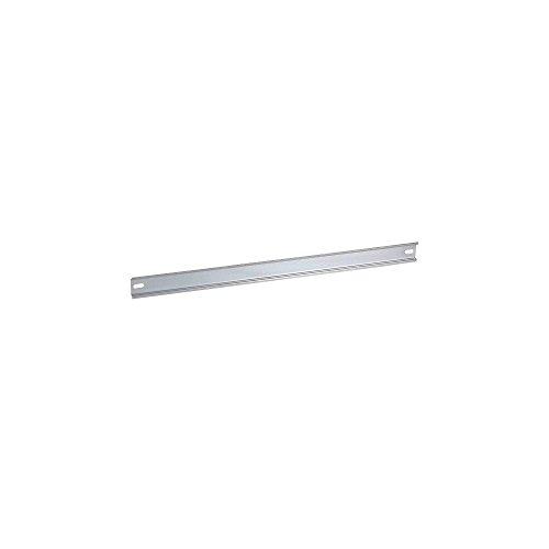 EFB Guida DIN in acciaio zincato, 35 x 7, 5 mm per montaggio da 19 '