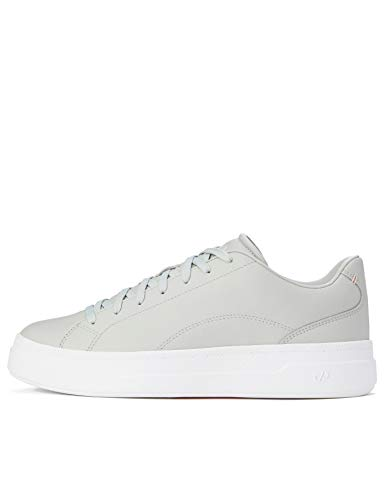 CARE OF by PUMA 372889 Low-Top Sneakers, Grau (Gray-Peach Bud), 39 EU