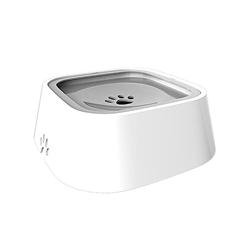 RVAXQ Cuencos de Gato portátil para Perros para Mascotas, tazones para Gatos Antideslizantes portátiles, sin derrame, dispensador de alimentación de Agua para Mascotas para (Color : 1)