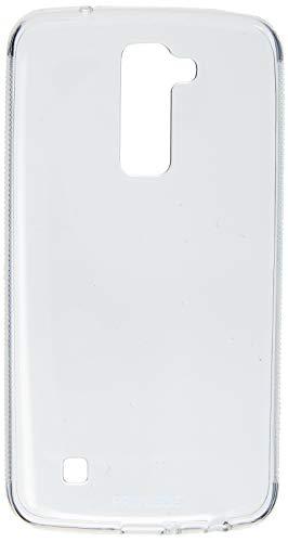 Capa para LG K10, Privilege, PRIVCLK10CLR, Transparente
