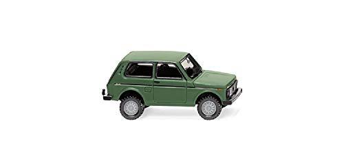 Wiking 17020801 H0 Lada Niva, grün