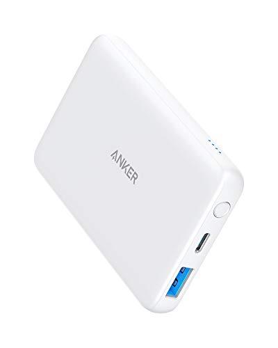 Anker PowerCore III 5000 (5000mAh 小型軽量 モバイルバッテリー) 【 USB-Cポート搭載/PSE技術基準適合 】iPhone 12 Galaxy S20 Pixel 4 その他 各種機器対応 (ホワイト)
