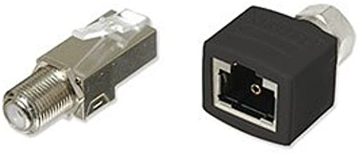 RJ45 Female To Female CAT6 Network Ethernet LAN Connector Adapter Coupler TEOC