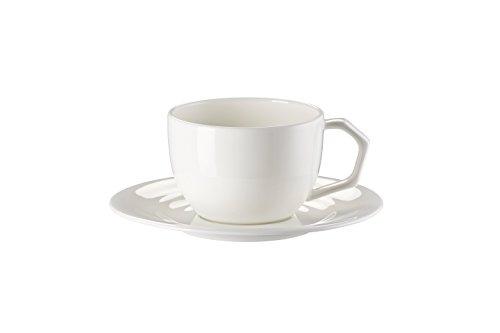 Rosenthal Jade Sphera Weiss Teetasse 2-TLG.