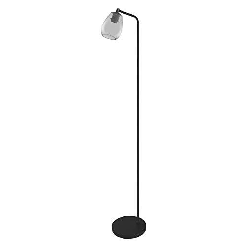 LEDVANCE Vintage Edition 1906, Stehlampe mit E27 Sockel, Rauchgraues Glas, Ohne Leuchtmittel, Cone Floor