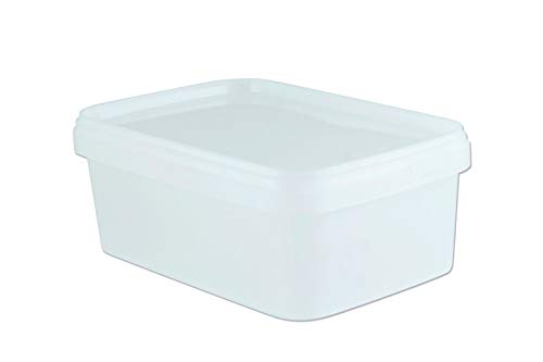 20 x 1.25 Litre Food Containers