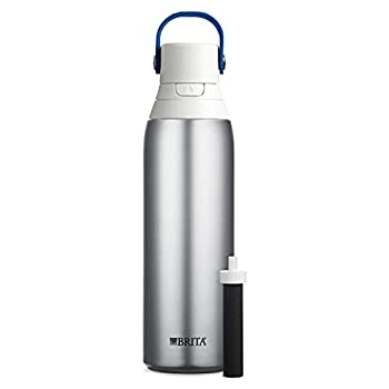 insulated filtered water bottle