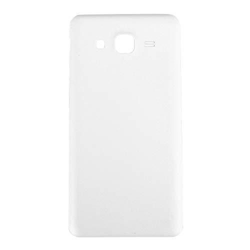 La selección de Cici La batería de la contraportada for la Galaxia on5 / G550 (Blanco) (Color : White)