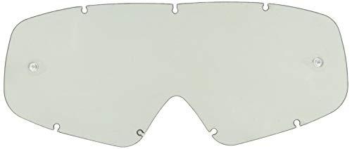 EKS BRAND 067-42400 Unisex-Adult X-GROM MX Motorcross Goggle Replacement Lens (Smoke, One Size)