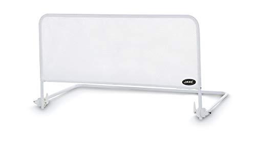 Jane 050208C01 Barrière de Lit Rabattable, 90 x 49cm, Blanc