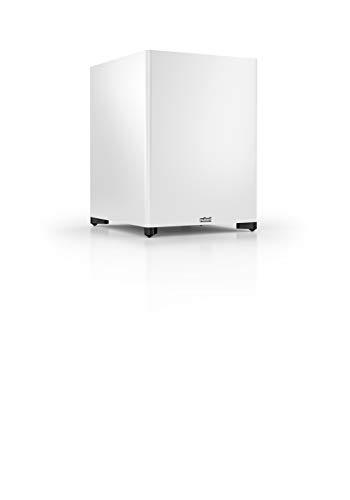 Nubert nuSub XW-700 Subwoofer | Lautsprecher für Bass & Effekte | Surround & Action auf höchstem Niveau | Aktivsubwoofer-Technik Made in Germany | LFE-Box mit 250 Watt | Subwoofer Weiß