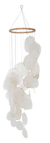 Trend Import Feng Shui Tinkerbell der weiße Wind Spiral Schale Perlmutt Schutzhülle