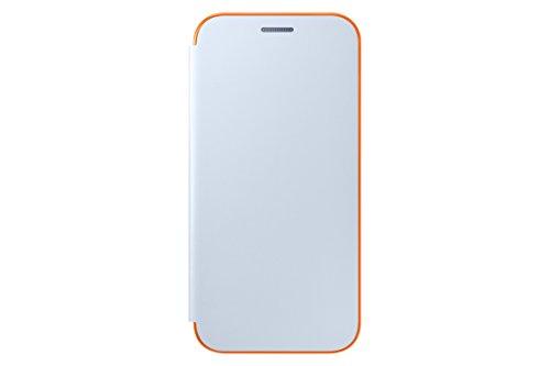 Samsung Neon Flip Cover für Galaxy A5 (2017) blau