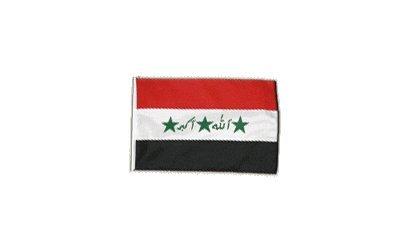 Fahne Flagge Irak alt 1991-2004 30 x45 cm