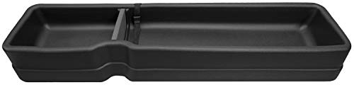 Husky Liners Fits 2015-19 Ford F-150 SuperCrew, 2017-19 Ford F-250/F-350 Crew Cab - without factory storage box Gearbox Under Seat Storage Box