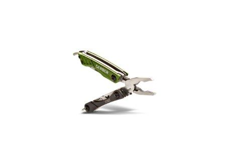 Gerber G1132 Cuchillo a Lama Fissa,Unisex - Adultos, Verde, un tamaño