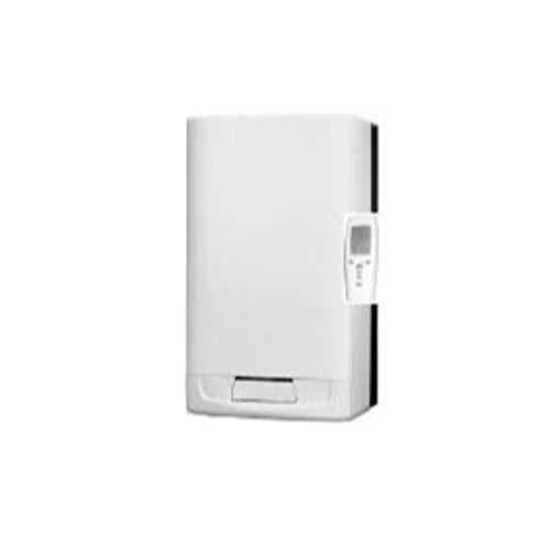 Caldera a gas de condensación, serie Isomax Condens 35 mural mixta instantánea, estanca, de 35 kW, bomba de calefacción de alta eficiencia, 57 x 47 x 89 centímetros (referencia: 0010021820)