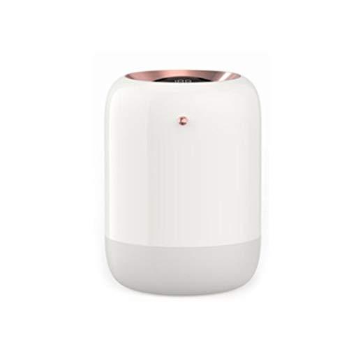 Purificador de aire de escritorio, purificador de aire USB, humidificador de doble pulverización para el hogar, dormitorio, oficina, purificadores de aire de mesa para alergias y mascotas, eliminador