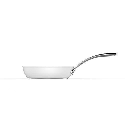 Aubecq A710020 Evergreen Poêle 20 cm, Blanc