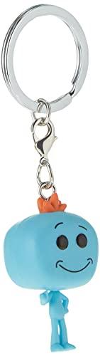 Funko - 12921 - Pocket Pop! - Porte-clés - Rick et Morty - Mr. Meeseeks