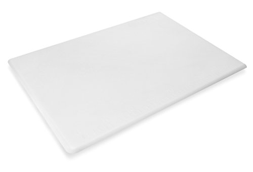 New Star Foodservice 28850 Cutting Board 15x20x12-Inch White