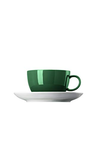 Thomas 10850-408546-14640 Sunny Day Herbal Green Teetasse 2tlg (1 Set)