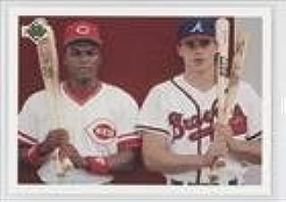 Checklist (Baseball Card) 1991 Upper Deck Final Edition - Box Set [Base] #1F